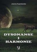 Okładka ksiązki - Dysonanse i harmonie