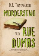 Okładka książki - Verlaque i Bonnet na tropie (Tom 2). Morderstwo przy rue Dumas
