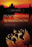 Okładka ksiązki - Przepowiednia dla Romanowów