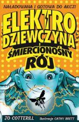 """Konkurs - Wygraj książkę """"Elektrodziewczyna i śmiercionośny rój"""