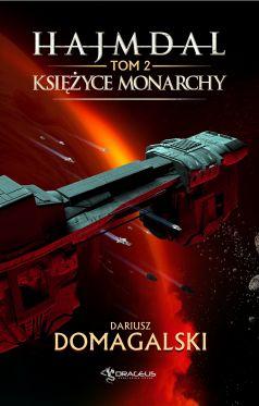 """Wygraj książkę """"Hajmdal: Księżyce Monarchy"""