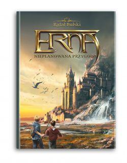 """Wygraj książkę """"Erna. Nieplanowana przygoda"""