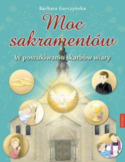"""Wygraj książkę """"Moc sakramentów"""