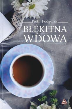 """Wygraj książkę """"Błękitna wdowa"""