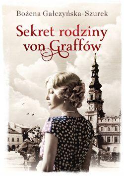 """Wygraj książkę """"Sekret rodziny von Graffów"""