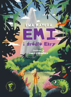 """Wygraj książkę """"Emi i źródło Ekry"""