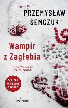 """Wygraj książkę """"Wampir z Zagłębia"""