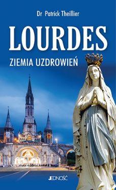 """Wygraj książkę """"Lourdes. Ziemia uzdrowień"""