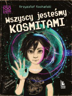 """Wygraj książkę """"Wszyscy jesteśmy kosmitami"""