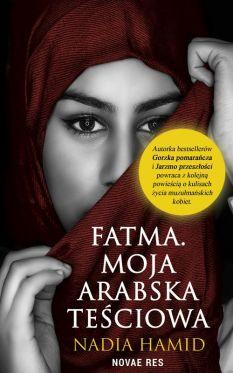 """Wygraj książkę """"Fatma. Moja arabska teściowa"""