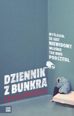 """Wygraj książkę """"Dziennik z bunkra"""
