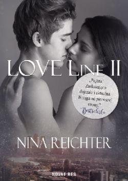 """Wygraj książkę """"Love line II"""