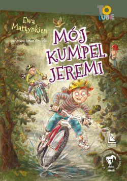 """Wygraj książkę """"Mój kumpel Jeremi"""