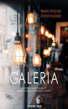 """Wygraj książkę """"Galeria"""