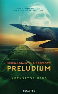 """Wygraj książkę """"Sekcja legalnych morderców. Preludium"""