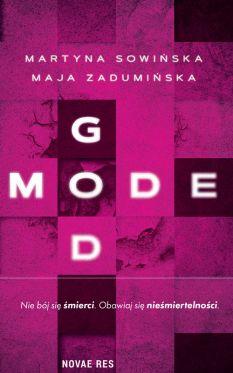 """Wygraj książkę """"God mode"""