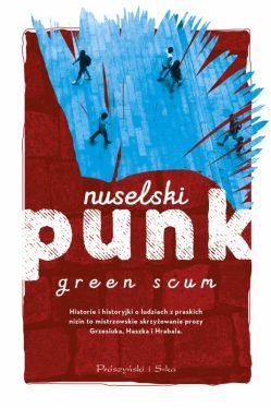 Okładka książki - Nuselski punk