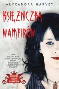 Okładka książki - Księżniczka wampirów