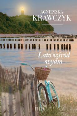 Okładka książki - Lato wśród wydm