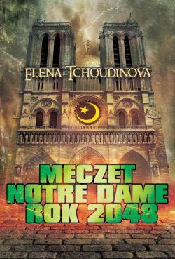 Okładka książki - Meczet Notre Dame. Rok 2048