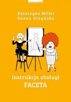 Okładka książki - Instrukcja obsługi faceta