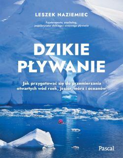 Okładka książki - Dzikie pływanie