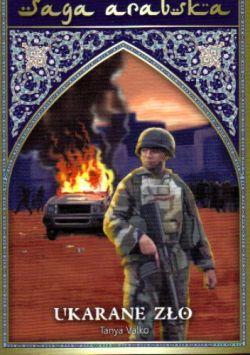 Okładka książki - Saga arabska tom 11. Ukarane zło