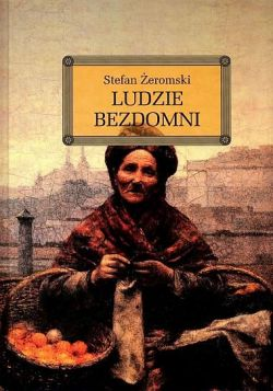 Okładka książki - Ludzie bezdomni