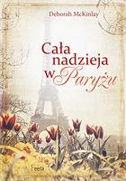 Okładka książki - Cała nadzieja w Paryżu