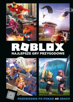 Okładka książki - Roblox. Podręcznik do gry