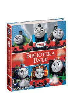Okładka książki - Tomek i przyjaciele. Biblioteka Bajek