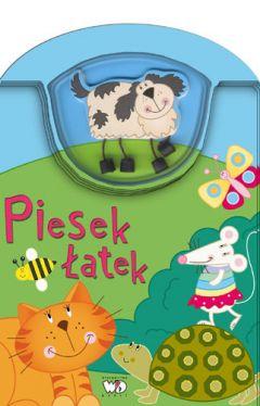 Okładka książki - Piesek Łatek