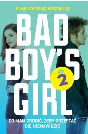 Okładka książki - Bad Boy's Girl. Tom 2