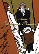 Okładka książki - Ristorante Paradiso