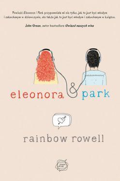 Okładka książki - Eleonora i Park