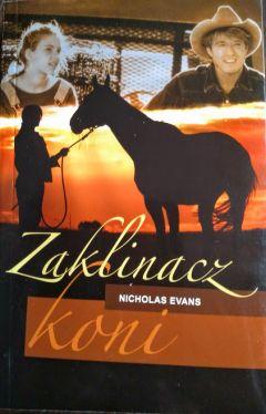 Okładka książki - Zaklinacz koni