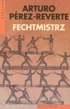 Okładka książki - Fechtmistrz