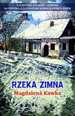 Okładka książki - Rzeka zimna