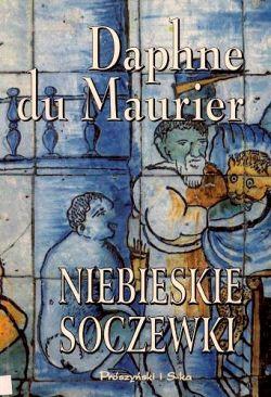 Okładka książki - Niebieskie soczewki