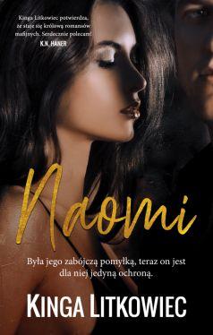 Okładka książki - Naomi