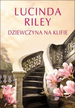 Okładka książki - Dziewczyna na klifie