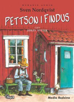 Okładka książki - Pettson i Findus. Audiobook