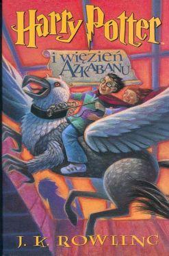 Okładka książki - Harry Potter i więzień Azkabanu