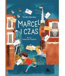 Okładka książki - Marcel i czas