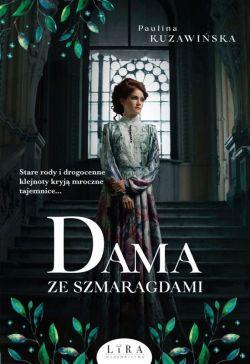 Okładka książki - Dama ze szmaragdami