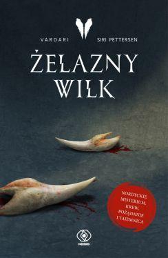 Okładka książki - Żelazny Wilk