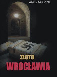 Okładka książki - Złoto Wrocławia