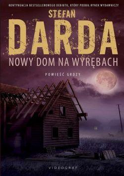 Okładka książki - Nowy dom na Wyrębach