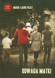 Okładka książki - Odwaga Matki