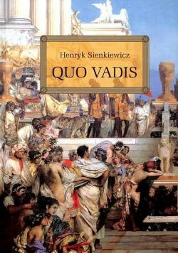 Okładka książki - Quo vadis